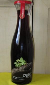 Каберне от Боставан (Bostavan) - вино в интересной литровой бутылке из Молдовы