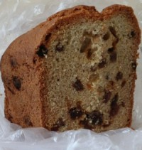 Вкусный кекс с изюмом из Сильпо. Отзывы