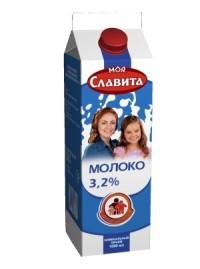 Моя Славита - молоко из Белорусси от ОАО Молочные продукты. Отзывы