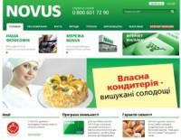 Новус Novus супермаркет